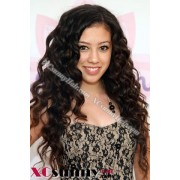 20 inch Deep Wave #2 Lace Front Wigs 100% Indian Remy Human Hair [LFH141]