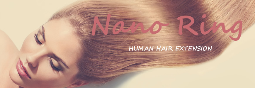 nano ring hair extension suppliers