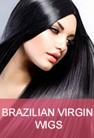 virgin lace wig