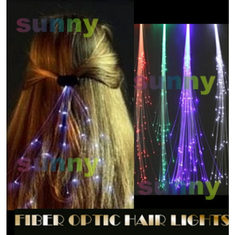 Glowbys hair lights and crystal hair accessories unique hair more views pmusecretfo Images