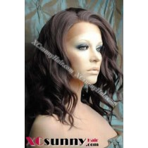14 Inch Body Wave #4 Full Lace Wigs 100% Indian Remy Human Hair [FLH161]