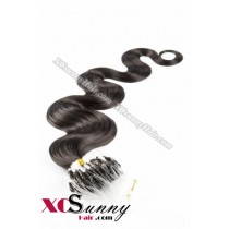 14 Inch - 26 Inch Body Wave #2 Micro Loop Ring Human Hair Extensions 0.8g*50s  [MLRB85003]
