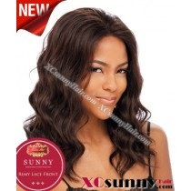 14 Inch Body Wave #4  Glueless Full Lace Wigs 100% Indian Remy Human Hair [GFH028]