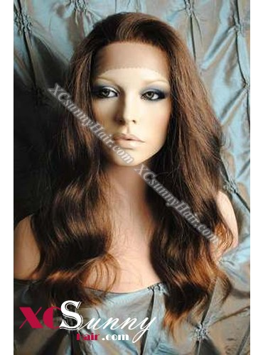 16 Inch Body Wave #T2/30 Full Lace Wigs 100% Indian Remy Human Hair [FLH300]