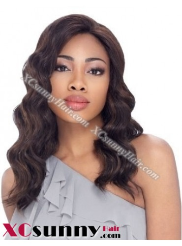 14 Inch Body Wave #2 Full Lace Wigs 100% Indian Remy Human Hair [FLH271]