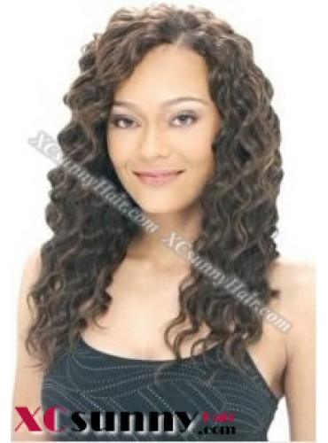 16 inch Body Wave #2 Lace Front Wigs 100% Indian Remy Human Hair [LFH228]