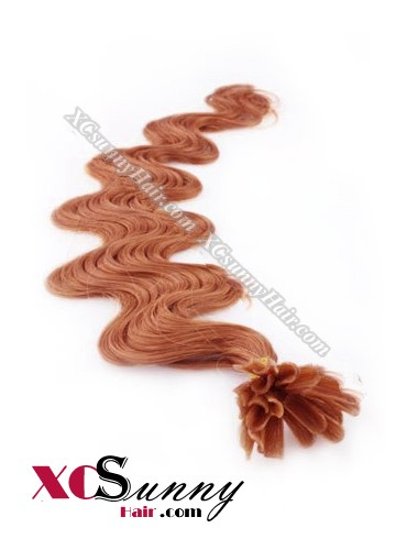 16 Inch - 26 Inch Body Wave #130 Nail Tip Human Hair Extensions 0.5g*100s [NUTB51020]